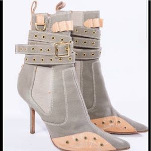 Rare Christian Dior ankle boots 39